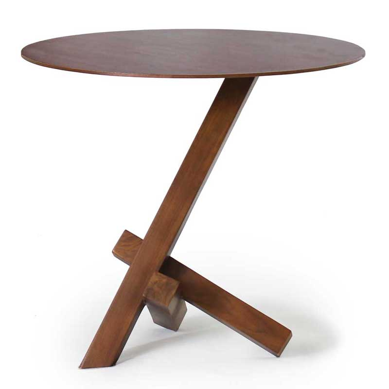 Thin Side Table thin side table - saillant furniture