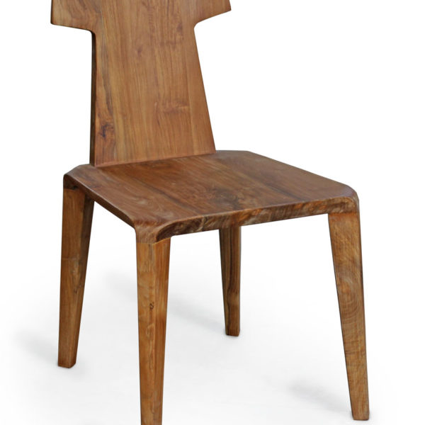 Eye Chair - Solid Teak chair made in Jepara, Indonesia